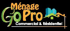Ménage Go Pro Logo